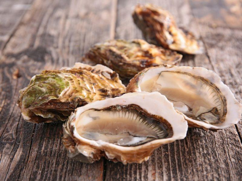 Top départ, le 15 novembre, «L'huître dans tous ses états»